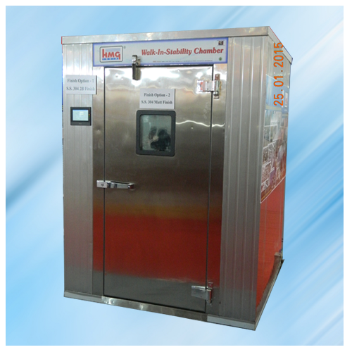 Walk-In-Cooling-Chamber